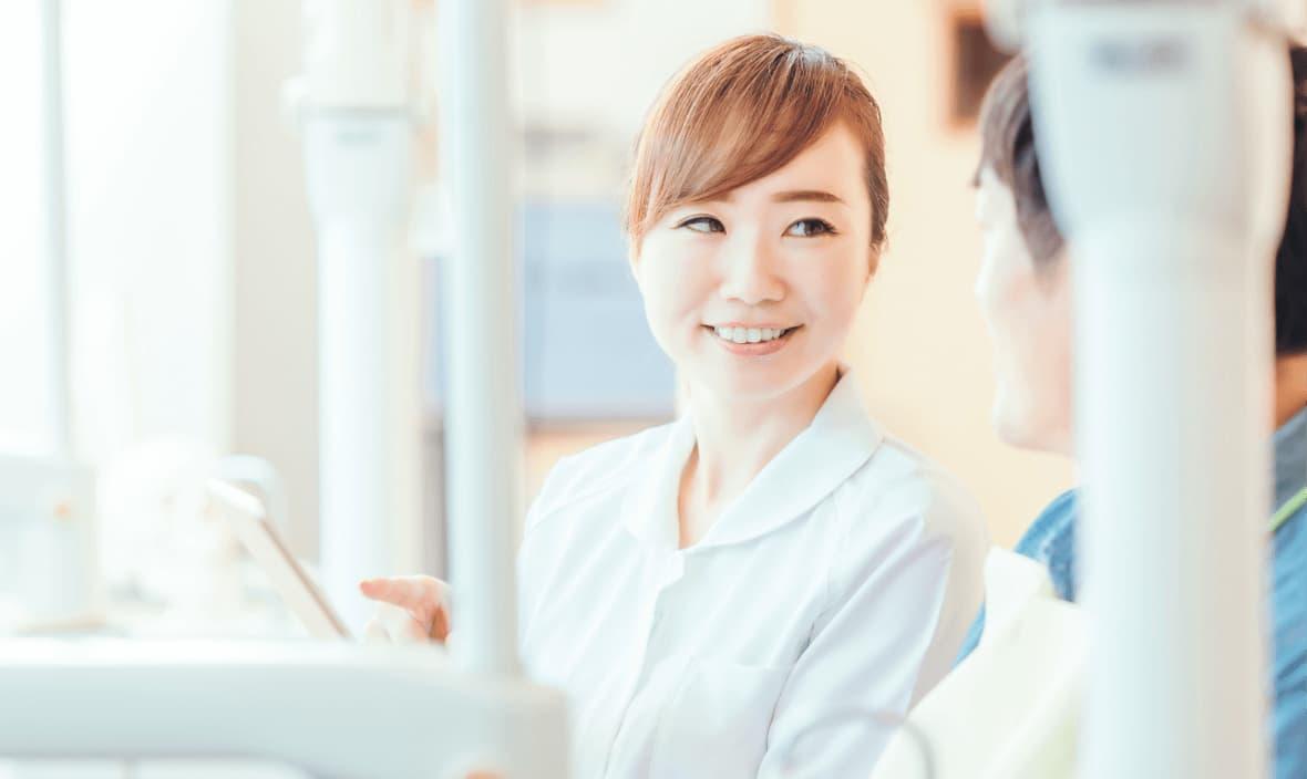 歯科医療事務のお仕事内容