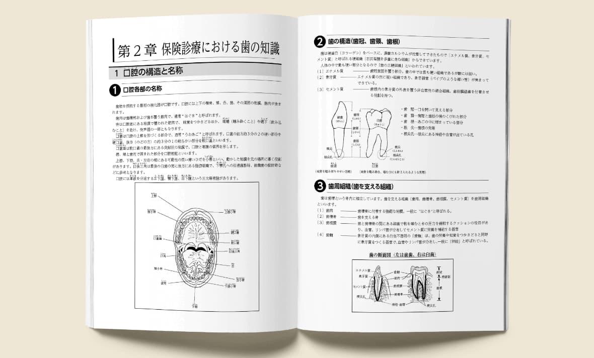 歯科医療事務テキスト