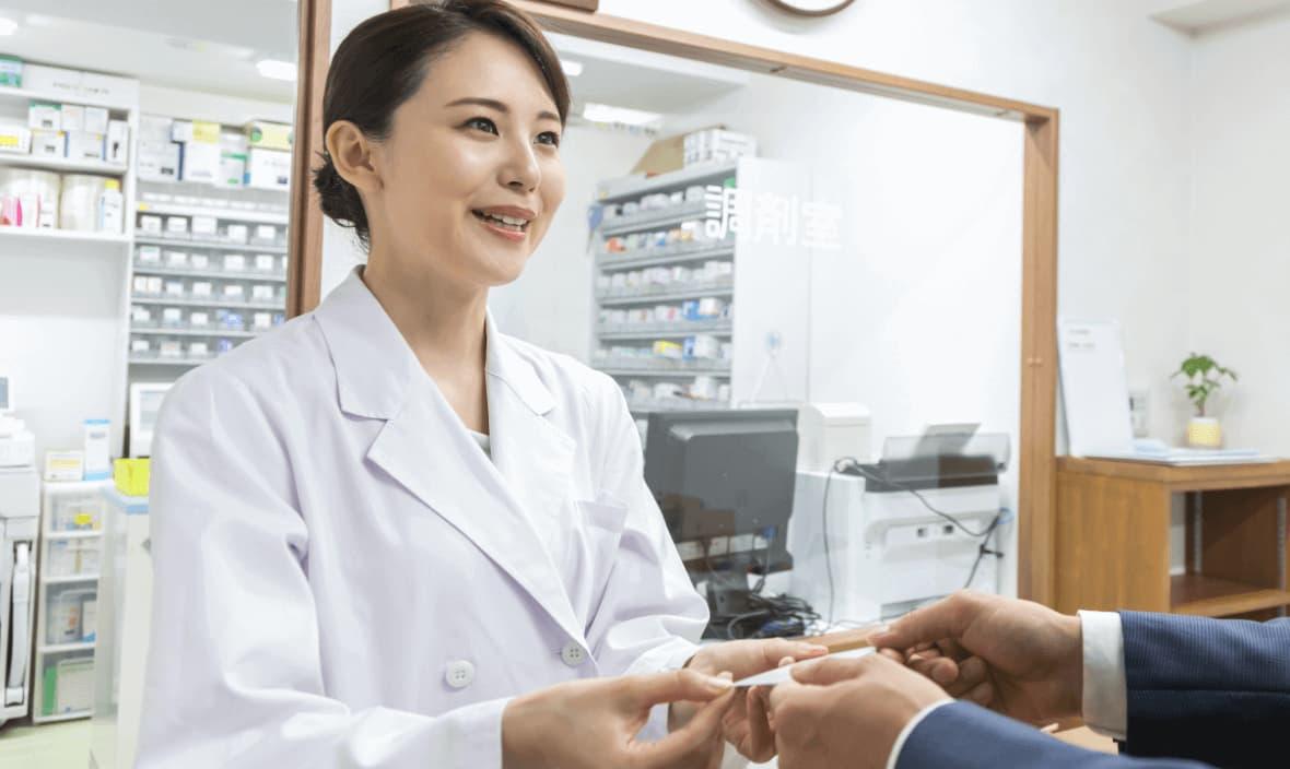 調剤薬局事務の魅力