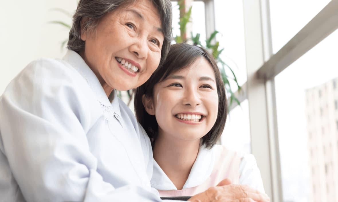 介護事務の魅力