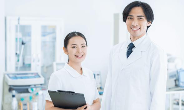 医師事務作業補助者の魅力