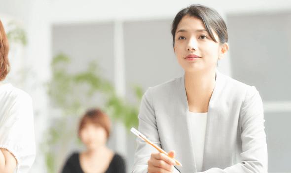介護事務講座 通学コース3つの特徴